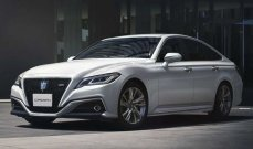 تويوتا تحضر نماذج جديدة من سيارات Crown