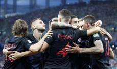 ضربات الجزاء تبتسم لكرواتيا وحارسها سوباسيتش على حساب الدنمارك