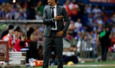 انريكي : تدريب منتخب إسبانيا كان من الأهداف التي أسعى إليها