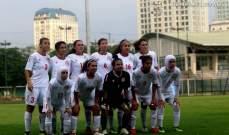 تصفيات كأس آسيا: خسارة ثقيلة لشابات لبنان امام كوريا الجنوبية
