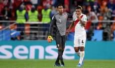 حارس البيرو : قدمنا افضل ما لدينا امام فرنسا