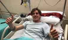 زانيولو يجري العملية الجراحية بنجاح