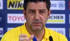 مدرب النصر قبل مواجهة الوصل: كل مباراة نخوضها في الاسيوية كأنها نهائي