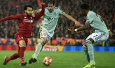 تقييم أداء لاعبي ليفربول وبايرن ميونيخ