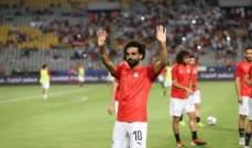محمد صلاح يجتمع بزملائه ويقدم وعده قبل انطلاق بطولة افريقيا