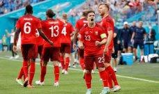 شاكيري يدخل نادي الكبار بعد هدفه امام اسبانيا