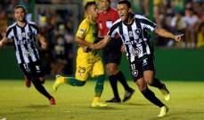 كوبا سوداميريكانا : بوتافوغو  يسقط ديفينسا بثلاثية ويقصيه من البطولة