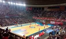 نتائج نارية في تصفيات مونديال السلة بمختلف القارات