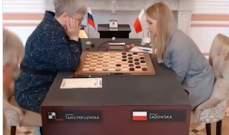 بطولة العالم للضامة: البولندية سادوفسكايا تنزع علم بلدها تضامنا مع منافستها الروسيّة