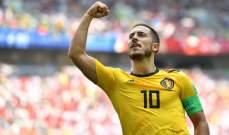 هازارد سعيد بالفوز الكبير على تونس