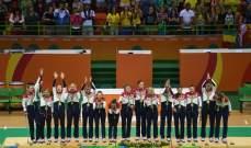 روسيا تحرز ذهبية كرة اليد للسيدات