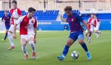 بايرن ميونيخ يقدم عرضه لخطف موهبة برشلونة