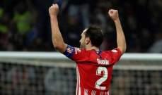 قائد اتلتيكو مدريد يغيب عن موقعة برشلونة