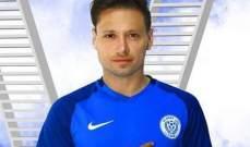 زاراتي يعود إلى الدوري الأرجنتيني بعد 3 اشهر في النصر الاماراتي