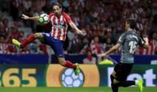 رسمياً: خوانفران يجدّد عقده مع أتلتيكو مدريد