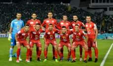 حسنية أكادير يقفز الى صدارة الدوري المغربي