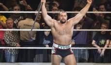 روسيف يشكر الجميع بعد خروجه من عقده مع WWE
