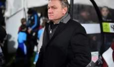 رسميا: ميتز الجريح يعلن رحيل المدرب هانتز