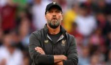 كلوب: ليس لطيفا أن يذهب فرناندز إلى مانشستر يونايتد