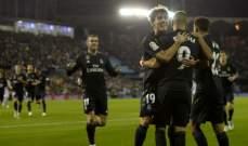 فاسكيز سعيد بالفوز على سيلتا فيغو ويعلن التحدي في وجه برشلونة