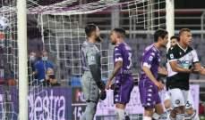 5 اهداف في فوز فيورنتينا على اودينيزي