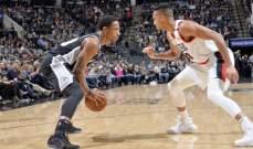 NBA: الكليبرز يسقط امام دالاس والسبيرز يفوز على بورتلاند