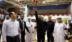 الرئيس الحريري يحضر نهائي السلة بين الرياضي وبيروت في دبي