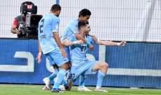الدوري الإماراتي: تعادل ايجابي بين حتا والشارقة