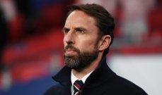 ساوثغايت يعلن قائمة انكلترا لبطولة يورو 2020