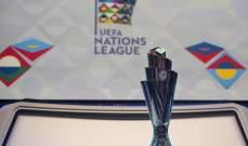 خاص: كيف يبدو الصراع قبيل آخر جولتين في المجموعات الأربع الأولى في دوري الأمم الأوروبية؟