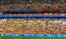 ابرز الاحصاءات بعد فوز الساموراي الياباني امام كولومبيا