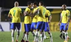 البرازيل تتصدر التصفيات المؤهلة لكاس العالم  2022 والارجنتين وصيفتها