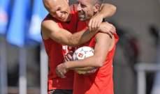 ريبيري وروبين معاً في الموسم العاشر