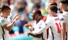 يورو 2020: هدف سترلينغ يمنح منتخب الأسود إنطلاقة ناجحة بعد تخطي كرواتيا