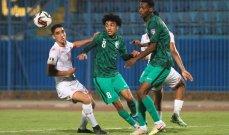 كأس العرب للشباب : السعودية تواجه السنغال وتونس تصطدم مع جزر القمر في الربع النهائي