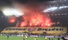 دوري الدرجة الثانية الألماني : خسارة كبيرة لإنغولشتات وتعادل دينامو دريسدن