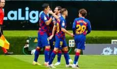 موجز المساء: برشلونة يضيّع نقطتين امام سلتا فيغو، بايرن يختم موسمه برباعية، روبن يعود للملاعب ومهدي خليل باق في ايران