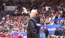خاص - مدرب لبنان : كنت اتمنى الوصول الى بطولة العالم