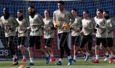 اجراءات صارمة من ريال مدريد للوقاية من كورونا
