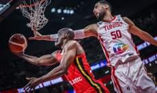 كأس العالم في كرة السلة: تونس تهزم أنغولا