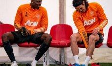 بوغبا ينضم لمعسكر مان يونايتد التدريبي