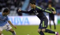 كاسترو يعلن التحدي امام ريال مدريد