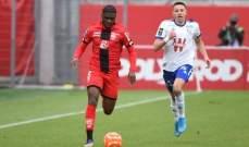 الدوري الفرنسي: فوز ستاد ريمس وميتز وتعادل ديجون مع ستراسبورغ