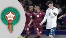 رسميا : الاتحاد المغربي يوضح سبب غياب ميسي عن ودية الأرجنتين