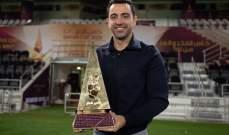 تشافي يجدد عقده مع نادي السد القطري