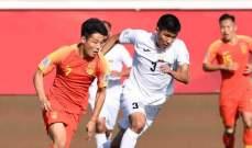 كأس آسيا 2019: الصين تُحقق الفوز على قرغيزستان في إفتتاح المجموعة الثالثة