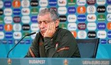 مدرب البرتغال: المانيا كانت افضل وعلينا التركيز امام فرنسا
