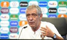 مدرب البرتغال واثق من رد الاعتبار امام فرنسا
