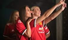 اطلاق فريق سيدات مانشستر يونايتد