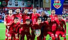 شباب الاهلي دبي يشكو رابطة المحترفين بسبب الغاء الدوري